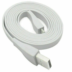 4ft white Micro USB Cable For Logitech UE Boom/Megaboom/Ultimate Ears BOOM 3