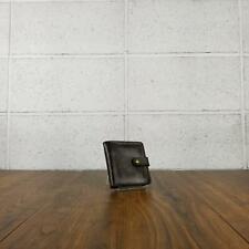 100% Authentic Louis Vuitton monogram compact zip M61667 Used 4-53