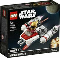 LEGO® Star Wars™ 75263 Widerstands Y-Wing™ Microfighter, NEU & OVP