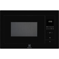 ELECTROLUX EMT25207OB Built-In Black Stainless steel Microwave+ Grill 25L, 1000W