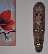 50cm Afrikanische Holz - Maske Afrika Gesichtsmaske Wanddeko Weinachtsgeschenk