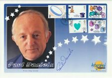 15 MARCH 2005 MAGIC CIRCLE  FIRST DAY COVER SIGNED BY PAUL DANIELS SHS