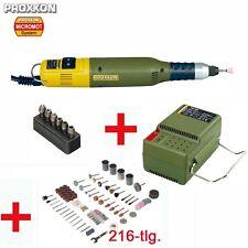 PROXXON Multitool Multifunktionswerkzeug MICROMOT 50 inkl. Netzgerät + Zubehör