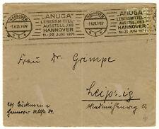 ANUGA - LEBENSMITTELAUSSTELLUNG HANNOVER 1921 - RAR (173)