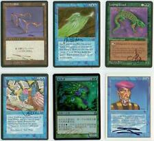 MTG Magic 12x CARD SIGNED REPACK _ Rare, Foreign, OOP, FOIL + More Autographs!