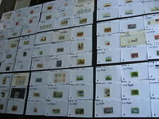 CANADA all different varieties group, 82 sales cards, unverified,mixed condition