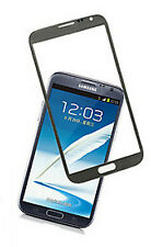 Samsung Galaxy Note 2 N7100 Front Glass Digitizer Replacement Lens Grey