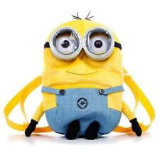 """DESPICABLE ME 2 MINION DAVE BACKPACK 13"""" BRAND NEW GREAT GIFT"""