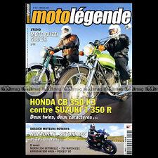 MOTO LEGENDE N°176 SUZUKI RE5 NORTON F1 PEUGEOT SX 8 T TXE TLX TXT TLX 125 XLC