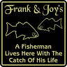 New Personalized Fishing Bar Beer Fisherman Home Gift Sign #15 Custom USA Made