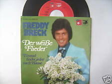 """7"""" FREDDY BRECK DER WEISSE FLIEDER EINMAL FINDET JEDER"""