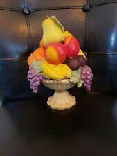 Rare Partylite Candle Holder Fruit Harvest Medley Complete piece