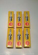 6 X BPMR7A SPARK PLUGS - FITS STIHL, HUSQVARNA, RYOBI AND OTHER 2 STROKE ENGINES