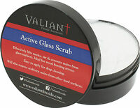 Valiant Active Glass & Hard Surface Scrub - Stove and Oven Cleaner - FIR156