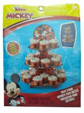 Mickey Mouse Disjr Treat Stand 25 Cupcake Holder Centerpiece Wilton