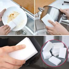 10/20/50/100Pcs Cleaning Magic Sponge Washing Towel Wiping Rags Kitchen Tools