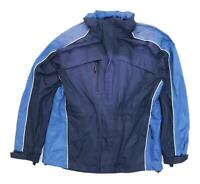 Snowdonia Mens Size M Blue Jacket