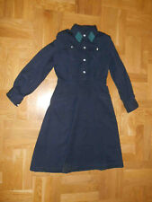 USSR 1956 Railroad militarized security VOHR. RARE uniform for women dress. REAL