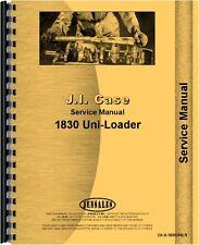 Case 1830 Uniloader Service Manual Ca S 1830unilr