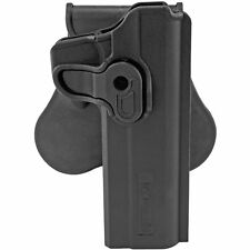 Swivel Paddle Holster 1911 Pistols Handgun Conceal Carry Hard Polymer Moulded