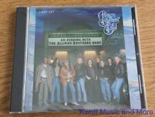 """THE ALLMAN BROTHERS BAND  """"An Evening With The Allman Brothers Band   NEW   (CD)"""