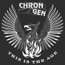 Cron Gen - This Is THE age - LA MARCA NUEVO 2016 Álbum EN CD SOLO
