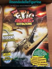 evado mancoliste figurine THE EPIC ANIMALS ESTINZIONE € 0,25 Diramax 2015