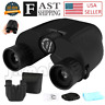 Binoculars for Adults/Kids Compact Folding Roof Prism 10x25 Weak Light Night