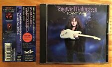Yngwie Malmsteen - I Can't Wait (Japan CD w/OBI) Mike Vescera-Loudness-Obsession