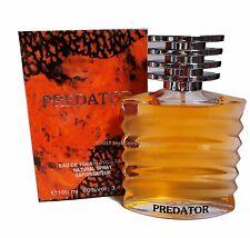 Predator Men's Cologne by Tiverton Eau de Toilette Spray For Men 100ml