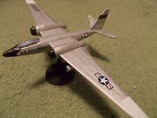 Built 1/144: American GENERAL-DYNAMICS RB-57F Spyplane Aircraft USAF