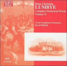 Complete Orchestral Works Vol. 11 (Riddell, Tivoli So) CD (2005)