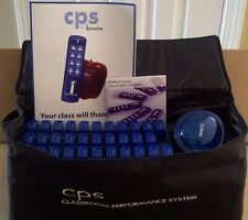eInstruction CPS Classroom Performance System Clickers Remote RF Set of 32 Pads