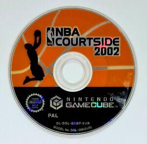 Nintendo GameCube Spiel NBA COURTSIDE 2002 dt. PAL Basketball/Sport