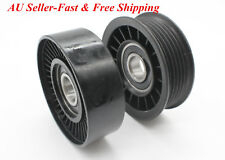 Drive Belt Idler Pulleys (2) For Ford Falcon EF EL AU BA BF FG Fairlane&Holden