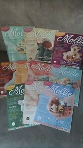 Mollie Makes Crafting Magazines Crochet Crafts X10
