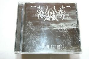 "NIGHTFOREST-"" WINTERNIGHT"" CD 2012 LIMITED EDITION"