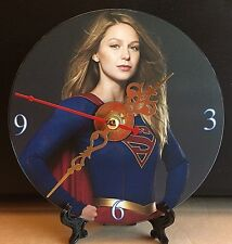 Brand New Supergirl CD Clock Kara DC Superheros Action Movies Benoist Nice!!