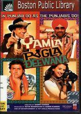 Yamla Pagla Deewana (Hindi DVD) (2011) (English Subtitles)
