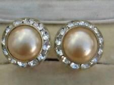 Diamante Silver Retro Costume Jewellery (1940s)