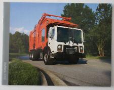 MACK TRUCKS TERRAPRO 2011 dealer brochure - English - Canada - ST1002000218