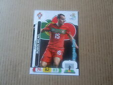 Carte adrenalyn panini - Euro 2012 - Portugal - Ruben Micael - Rising Star