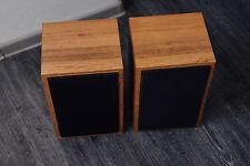 Pair Speaker Box For Rogers LS3 / 5A, Rogers LS 3 / 5A  teac spec bbc