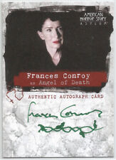 American Horror Story Asylum ~ FRANCES CONROY Auto Card AFCS Angel of Death SDCC