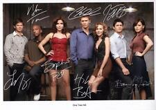 ONE TREE HILL AUTOGRAPHED SIGNED A4 PP POSTER PHOTO