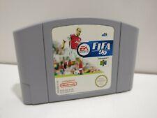 FIFA 99 - N64 - Nintendo 64