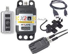 AMB MyLaps X2 Transponder Kart Kit with 2 Years Subscription UK KART STORE