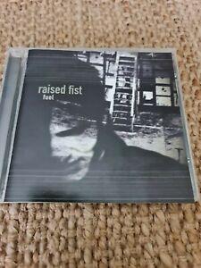 RAISED FIST - FUEL - CD - HARDCORE PUNK