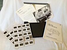 Original 1985 Volkswagen Golf Jetta Press Information Kit Photos Slides MK2 VW