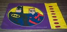 VINTAGE BATMAN ROBIN MR. FREEZE Animated Series Dc Comics PILLOW CASE PILLOWCASE